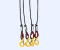 Четырехветвевые канатные стропы 4СК
